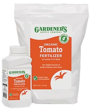 tomato fertililzer