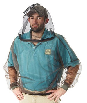 BugBaffler Hooded Shirt
