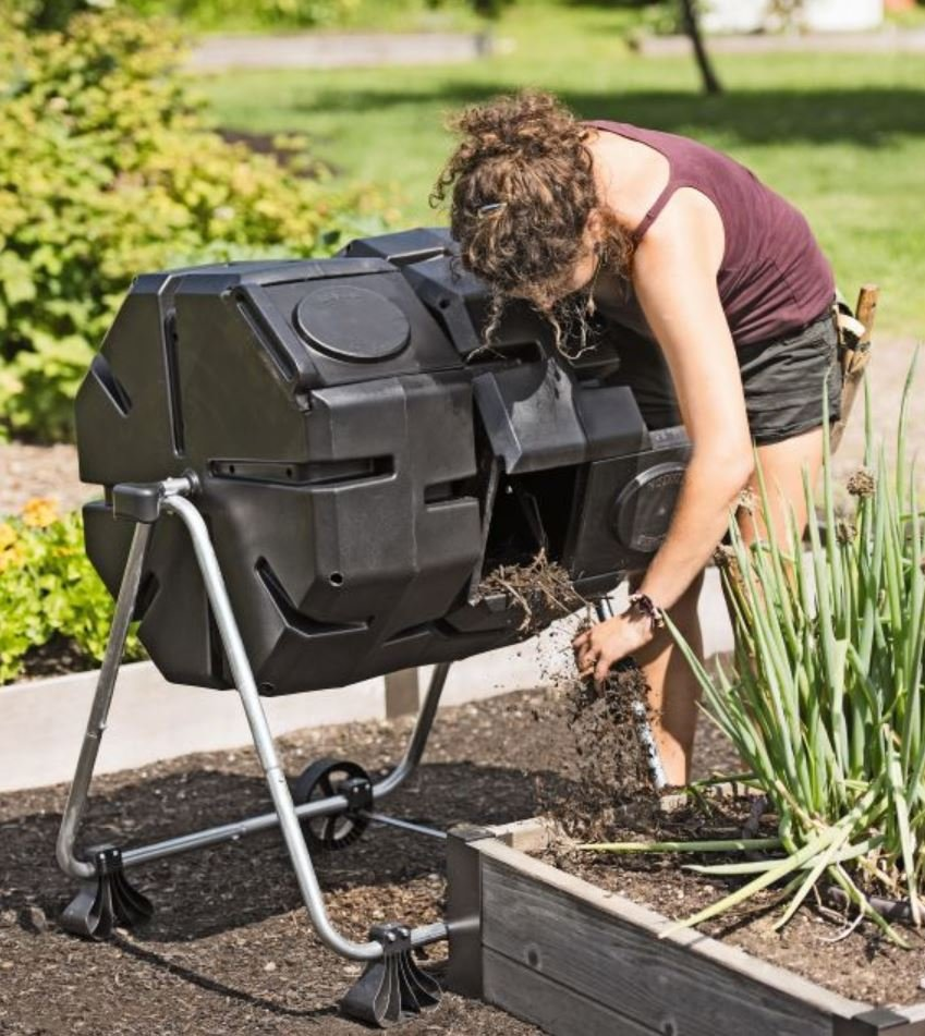 Continuous composter