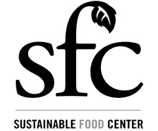 Sustainable Food Center Logo