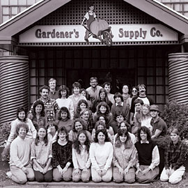 Gardener's Supply staff photo