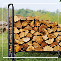 Fireplace Tools & Log Racks