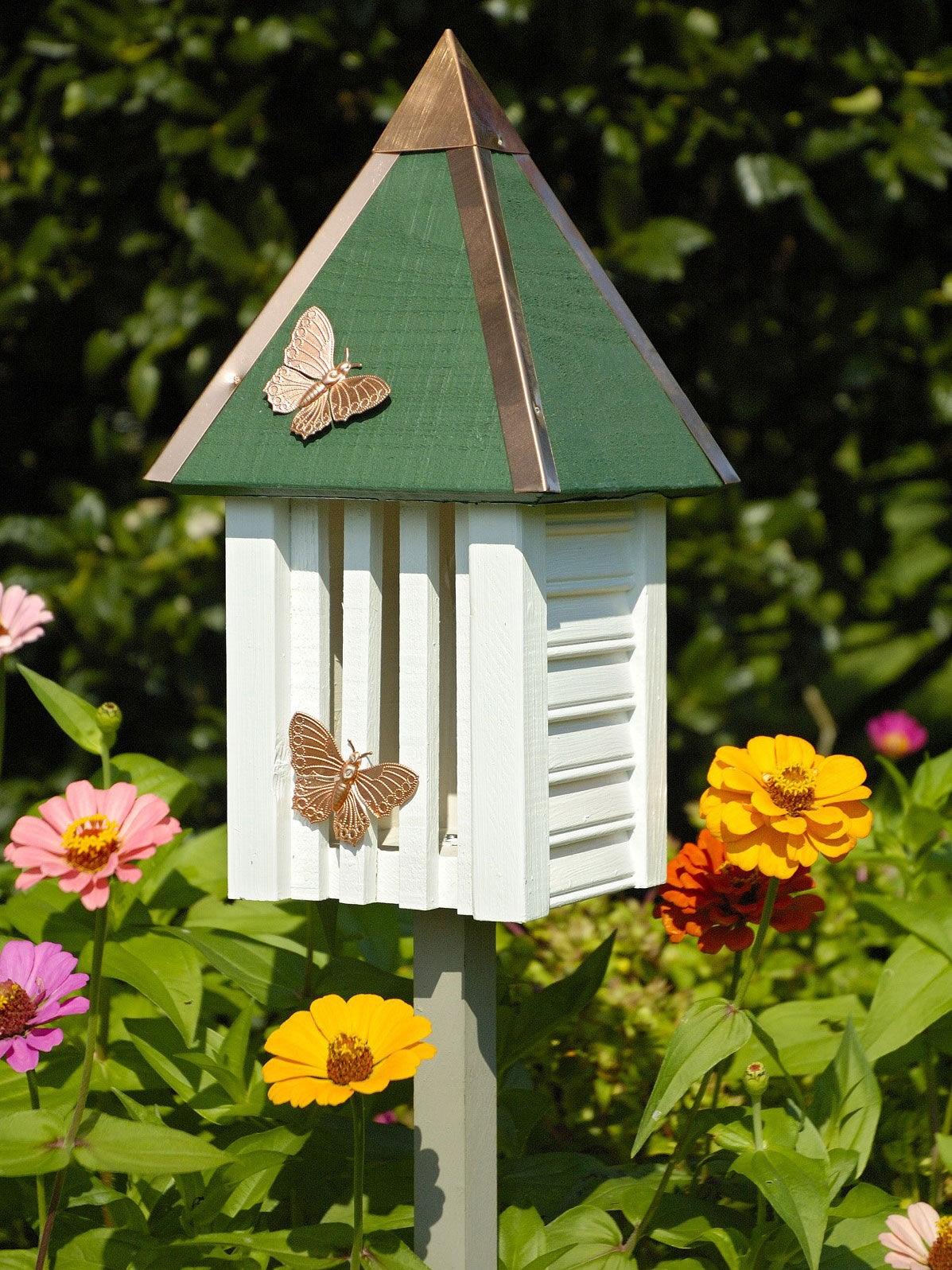 Heartwood Flutterbye Butterfly House